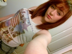 HHi! I'm mel! I'm a hot, horney and looking for a man to fulfill my sexual needs! I'm up for excitemnet and up for anything with fun! I love receiving oral, and I love trying out new things! Just drop me a message! And we could get going somewhere ;