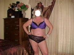 mature women seeks hot times! I am large breasted 44D with a little extra padding but very attractive with green eyes and highlighted hair. would like to find someone a bit younger for long uninhibited sessions! message me for more info!